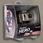 Digital Hero rannekamera tiukkoihin tilanteisiin