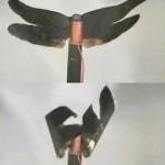 Lentäviä paperirobotteja