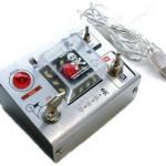USB hubi itsetuhopainikkeella