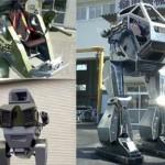 Land Walker robottikävelijä Tähtien sodan tyyliin