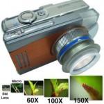 X-Loupe muuntaa Canon ixus kameran digitaaliseksi mikroskoopiksi