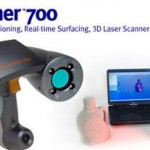 ZScanner 700 – Kannettava 3D skanneri