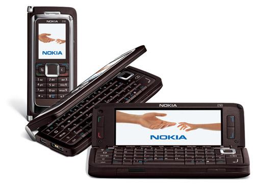 Nokia E90 Kommunikaattori julkistettu