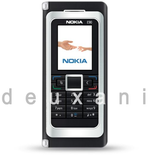 Nokia E90 kommunikaattori