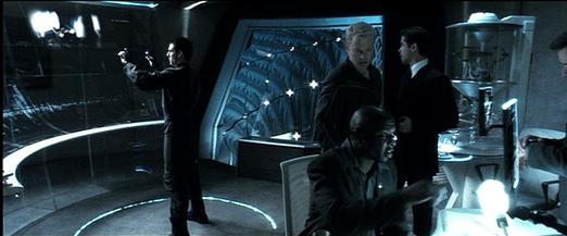 Minority Report elokuva ja tom cruise käyttöliittymä