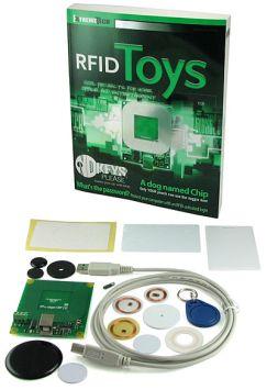 Tutustu RFID sivuihin rakennussarjan avulla