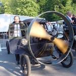 Helica, propellimoottoriauto