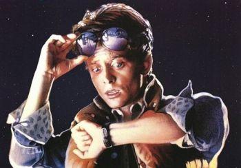 Paluu tulevaisuuteen Michael J. Fox