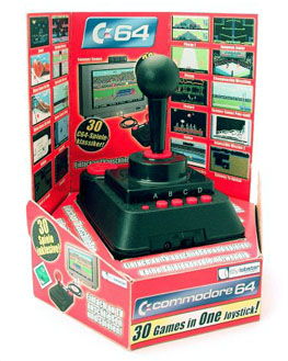 Commodore 64 joystick