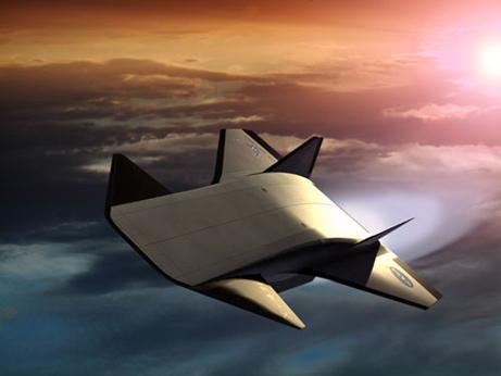 NASA ja Virgin Galactic kehittävät yhdessä huippunopeaa hyperääni-matkustajakonetta