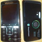 Kuvia Sony Ericsson K850i Cybershot kamerapuhelimesta
