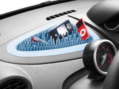 Uusi Renault Twingo on varustettu laitetelineellä