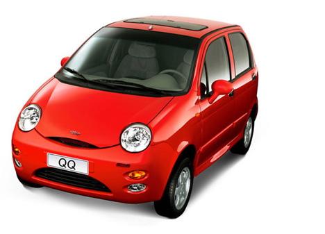 Tata Motors henkilöauto