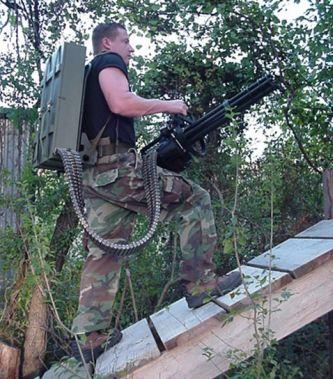 Minigun ilmakivääri
