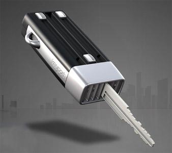 Keyport avainlinkkuveitsi yhdistää kaikki avaimet yhteen