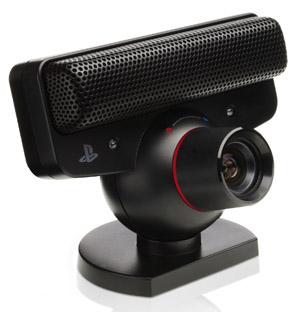 PLAYSTATION Eye - Uusi kameramikrofoni Playstion 3 konsolille
