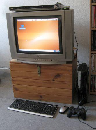 Linux Ubuntu käyttöjärjestelmän asentaminen Playstation 3 pelikonsolille