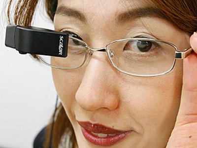 Teleglass T3-F - Silmälaiseihin liitettävä videosilmikko
