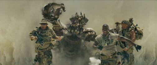 Transformers elokuva tulee olemaan tietokoneella toteutettujen erikoisefektien juhlaa