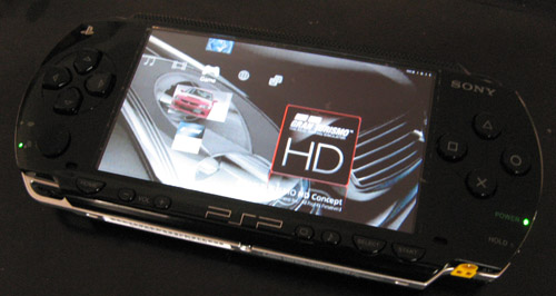 Sony PSP ja Playstation 3 konsolin Remote Play -toiminto