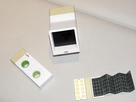 Sony on esitellyt ympäristöystävällisen ODO tuotesarjan