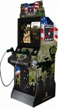 Yhdysvaltojen armeijan rekrytointiin tähtäävä pelihallipeli