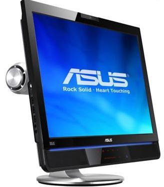 Asus PG221 - subwooferilla varustettu TFT monitori