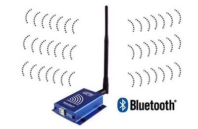 Bluetooth yhteydelle kantamaa jopa 30 kilometriä