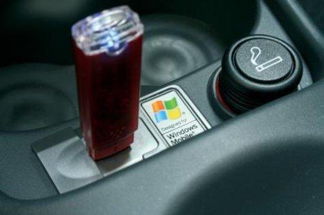 Uusi Fiat 500 on varustettu Windows käyttöjärjestelmällä