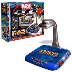 Tee-itse-itse supersankarianimaatioita Marvel Movie Maker animaatiokameralla