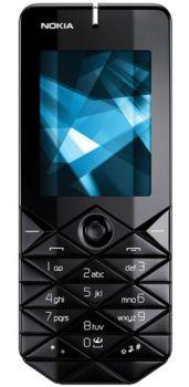 Nokia 7500 - muotoiluideana prismat