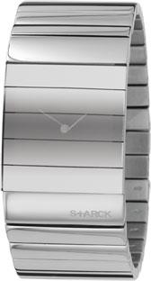 Rannekorun näköinen Philippe Starck kello