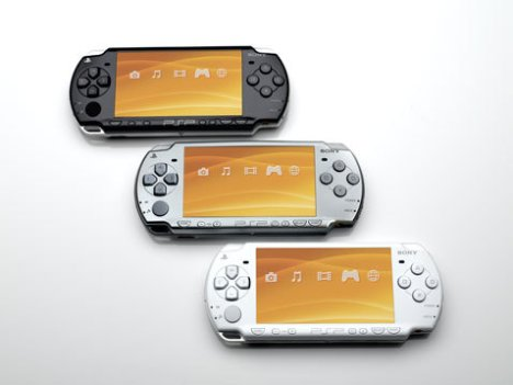 Uusi, ohuempi Sony PSP käsikonsolimalli esitelty