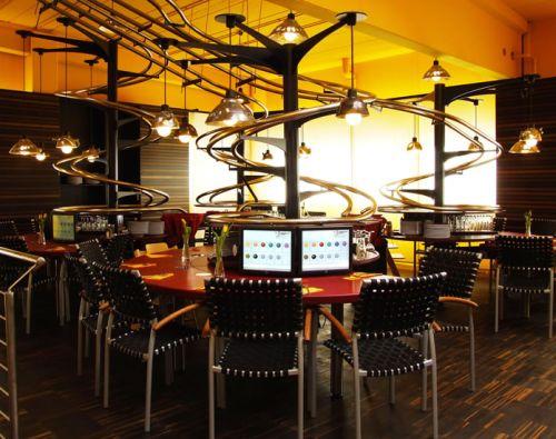 Täysautomatisoitu ravintola avattu Saksassa