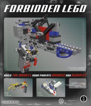 Forbidden LEGO - kielletyt Legorakennussarjat
