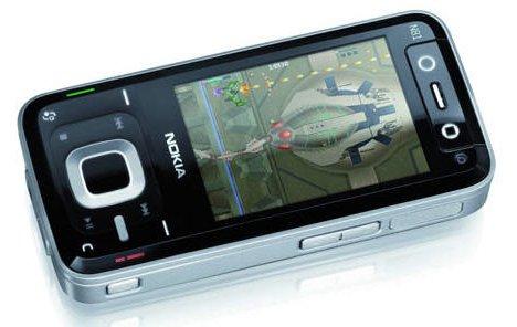 Nokia N81 pelipuhelin esitellään huomenna