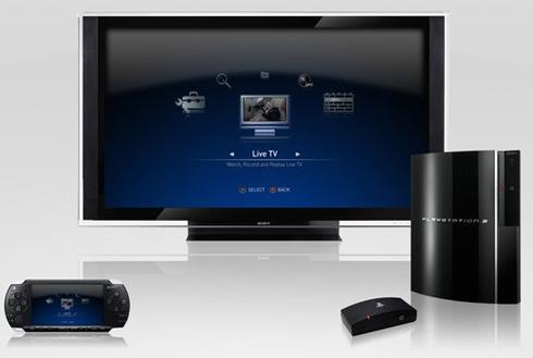 Huhuja Sony PSP ja Playstation 3 pelikonsolien uusista ominaisuuksista