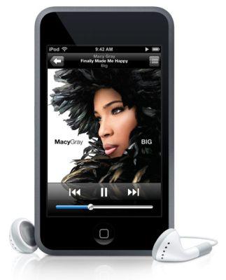 Apple iPod Touch MP3 soittimet julkistettu