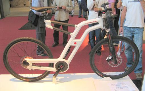 Eurobike: Cannondale Jacknife -kokoontaitettava konseptipyörä