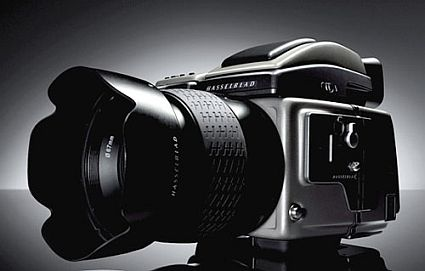 Hasselblad H3D II - 39 megapikselin ammattilaiskamera