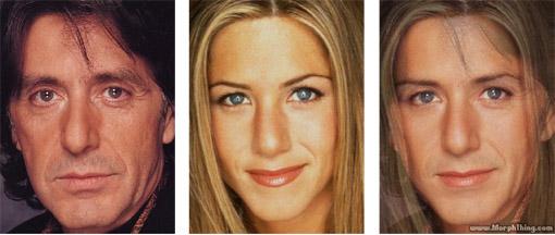 Miltä Al Pacinon ja Jennifer Anistonin jälkikasvu näyttäisi?