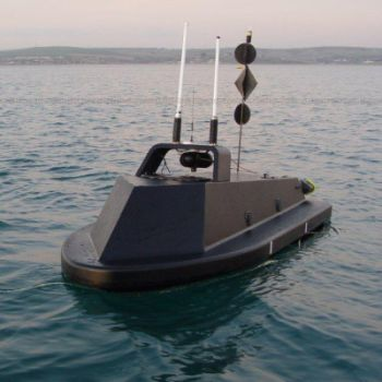 Sentry - miehittämätön vesiskootteri vesistöjen valvontatehtäviin