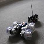 Syyskuun kuukausikilpailussa palkintona Tumbler radio-ohjattava auto