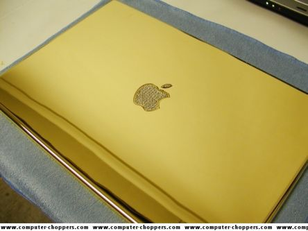Kullattu Apple Macbook Pro