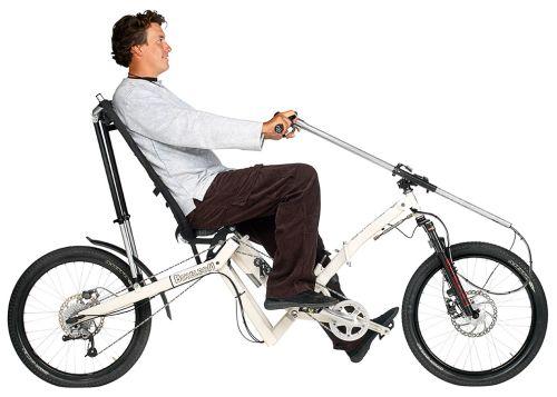 Bikeleon - Joakim Uimosen muuntuva polkupyörä