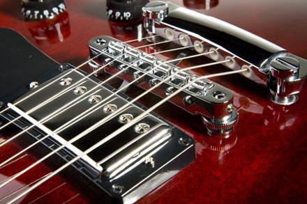 Gibsonilta itsevirittyviä kitaramalleja