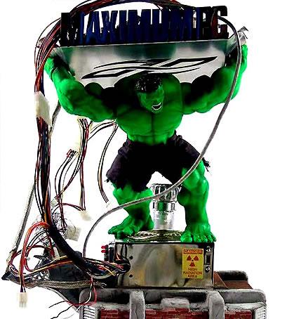 Hulk-Modattu PC