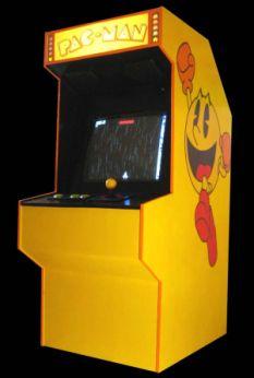 Pac-man-projekti, eli kuinka rakennat arcade pelihallipelin alle 200 Euron budjetilla