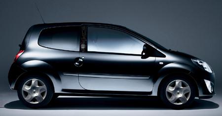Renaultilta Nokia-brändätty Twingo