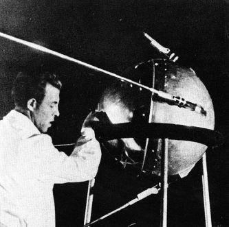 Sputnik täyttää tänään 50-vuotta